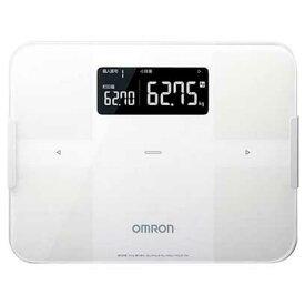 【新品/取寄品】オムロン 体重体組成計 カラダスキャン HBF-255T-W [ホワイト]