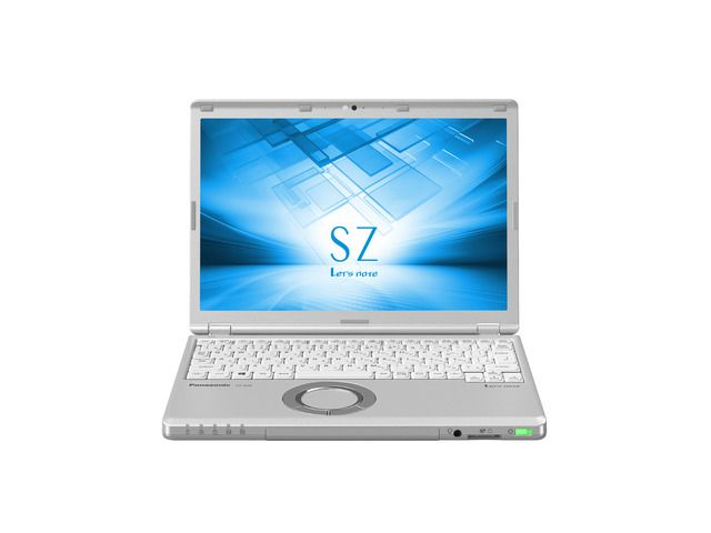 【新品/取寄品】Let's note SZ6 CF-SZ6PDYQR (i5、スーパーマルチドライブ非搭載、シルバー、SSD、Office搭載モデル)