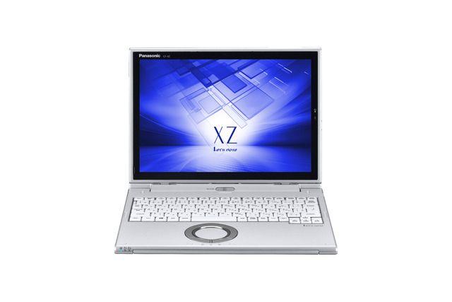 【新品/取寄品】レッツノート 店頭 Core i5-7200U /12.0 QHD 静電タッチパネル/8G/128GB(SSD)/Win10 Home 64ビット/シルバー/Office Home & Business Premium/アクティブペン付