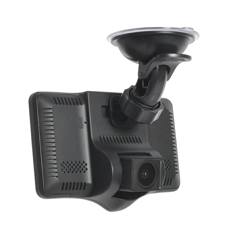 【新品/取寄品/代引不可】前も車内もリアカメラも!3カメラ同時録画ドライブレコーダー THACAM3D