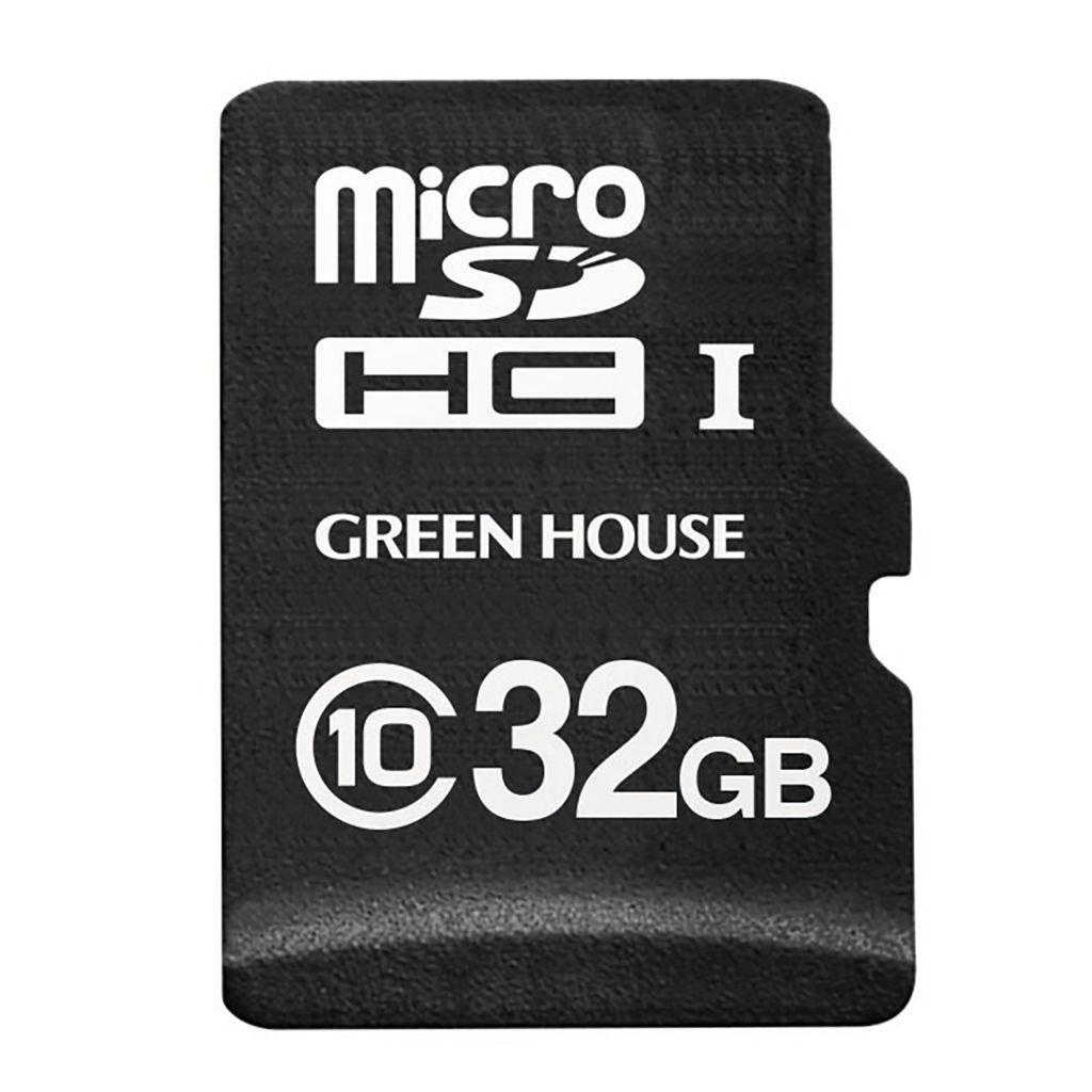 【新品/取寄品/代引不可】ドラレコ/アクションカメラ向けmicroSDHCカード 32GB GH-SDM-A32G