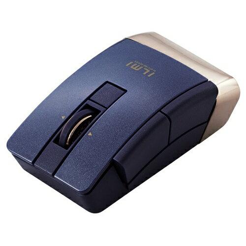 【新品/取寄品】Ultimate Blueマウス/Bluetooth4.0対応/6ボタン/ブルー M-BT21BBBU