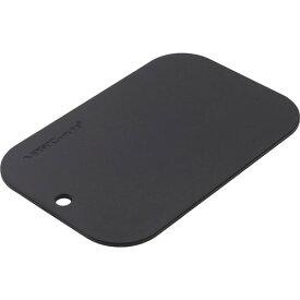 【通販限定/新品/取寄品/代引不可】ビタクラフト 抗菌まな板 ブラック 1コ入