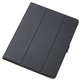 【新品/取寄品/代引不可】iPad Pro 12.9インチ 2018年モデル/フラップカバー/ソフトレザー/360度回転/スリープ対応/ブラック TB-A18LWVSMBK