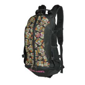 【新品/在庫あり】バスケットプレイヤーのために開発されたバッグ ケイジャー キース・ヘリング ANDY MOUSE 40-007KHAM