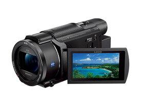 【キャッシュバックキャンペーン対象外】 【新品/在庫あり】デジタル4Kビデオカメラレコーダー Handycam FDR-AX60-B ブラック