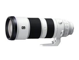 【新品/在庫あり】SONY FE 200-600mm F5.6-6.3 G OSS SEL200600G