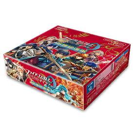 【新品/在庫あり】TCG ファイアーエムブレム0(サイファ) 第17弾 ブースターパック 「英雄総進軍」 1BOX販売(16パック入り) [TCG-Z-FB17A]