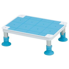 【通販限定/新品/取寄品/代引不可】幸和 浴槽台 中 13cm TD02-13 ブルー 1台