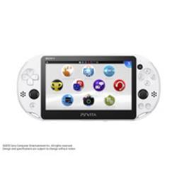 【新品/在庫あり】PlayStation Vita本体 Wi-Fiモデル グレイシャー・ホワイト[PCH-2000ZA22]