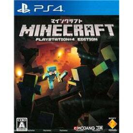 【新品/取寄品】[PS4ソフト] Minecraft(マインクラフト) [PCJS-44003]