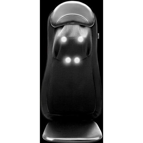 【新品/取寄品】Dr.Air 3Dマッサージシート プレミアム MS-002BK [ブラック]