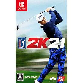 [09月25日発売予約][ニンテンドースイッチ ソフト] ゴルフ PGAツアー 2K21 [HAC-P-AXMCA]