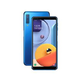 【新品/在庫あり】Galaxy A7 SIMフリー [ブルー] スマートフォン 楽天モデル SM-A750C