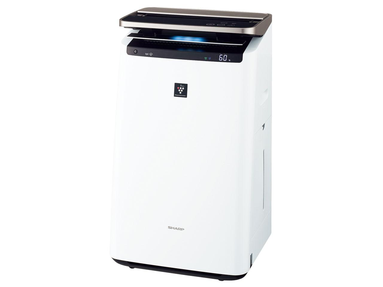 【新品/在庫あり】加湿空気清浄機 KI-JP100-W ホワイト