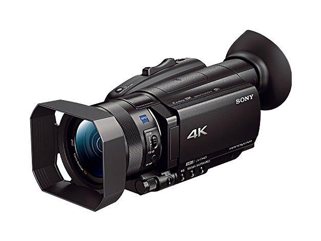 【新品/在庫あり】デジタル4Kビデオカメラレコーダー Handycam FDR-AX700