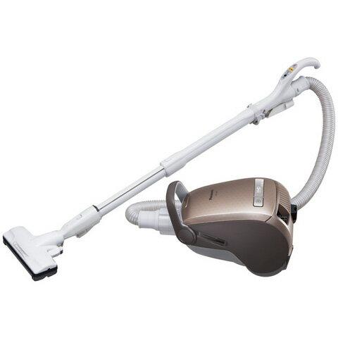 【新品/在庫あり】パナソニック 紙パック式掃除機 MC-PA36G-N クラシックゴールド
