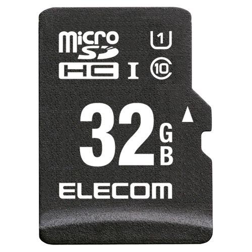 【新品/取寄品/代引不可】microSDHCカード/車載用/MLC/UHS-I/32GB MF-CAMR032GU11A