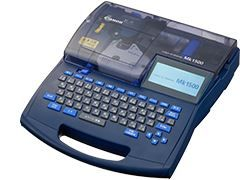 【新品/取寄品】ケーブルIDプリンタ MK1500[3230B012] MK1500