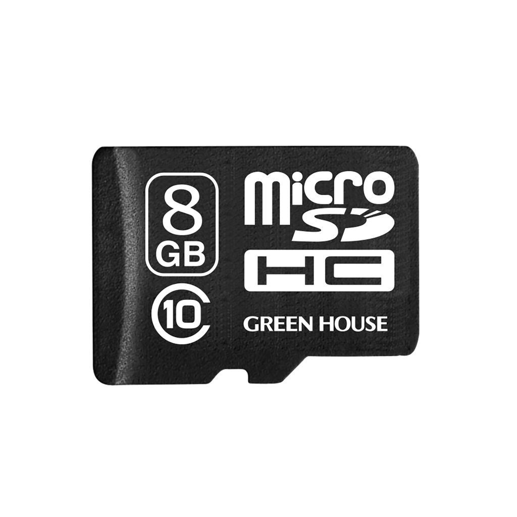 【新品/取寄品/代引不可】microSDHCカード 8GB クラス10 +データ復旧サービス GH-SDMRHC10DA-8G