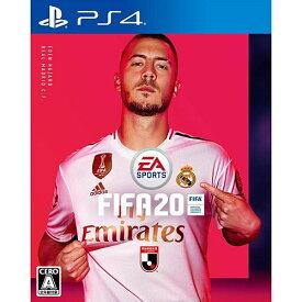 [09月27日発売予約][PS4ソフト] FIFA20 通常版 [PLJM-16491] *予約特典付