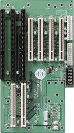【新品/取寄品/代引不可】PICMG対応 6スロットバックプレーン(PICMGx2、PCIx3、ISAx1) BPI-0611