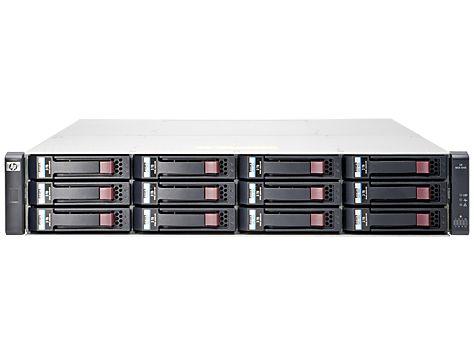 【新品/取寄品】HP MSA 1040 Storage 10GbE iSCSI デュアルコントローラー 3.5型ドライブモデル E7W03A