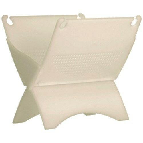 【通販限定/新品/取寄品/代引不可】クード 折りたためる 生ゴミ水切り器 ホワイト KUDGDS W 1コ入