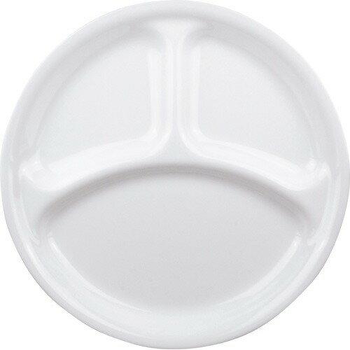 【通販限定/新品/取寄品/代引不可】コレール ウインターフロストホワイト ランチ皿 大 J310-N 1枚入