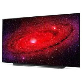 [送料無料(一部地域除く)] [沖縄・離島不可] 【北海道・沖縄・離島・一部特殊地域は別途送料】【新品/翌営業日出荷】OLED65CXPJA 65インチ 4K有機ELテレビ