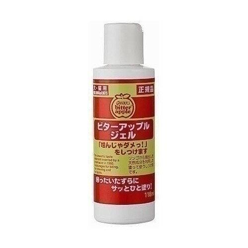 【通販限定/新品/取寄品/代引不可】ビターアップル ジェル 犬猫用 118mL