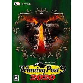 【新品/取寄品】[PCソフト] ウイニングポスト9 2020 [WINDOWS版]