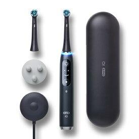 [延長保証加入対象外]【新品/在庫あり】ブラウン 電動歯ブラシ(ブラックオニキス iOシリーズ iO9 IOM92B22ACBK )BRAUN Oral-B(オーラルB)