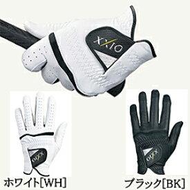 【新品/在庫あり】[右利き左手用] ゴルフグローブ ゼクシオ GGG-X012 [ブラック 25cm]