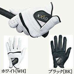 【新品/在庫あり】[右利き左手用] ゴルフグローブ ゼクシオ GGG-X012 [ブラック 26cm]