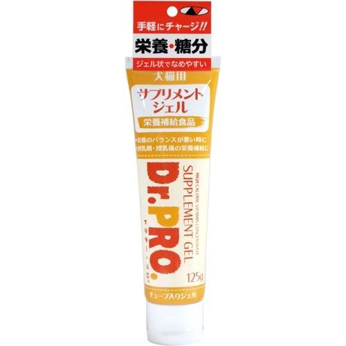 【通販限定/新品/取寄品/代引不可】ドクタープロ サプリメントジェル 125g