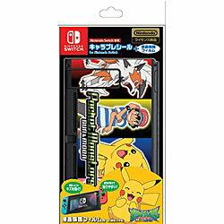【新品/在庫あり】[ニンテンドースイッチ 周辺機器] キャラプレシール for Nintendo Switch / ポケモン S&M [NPC-SSW-02]