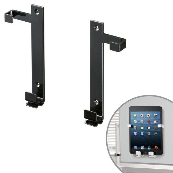 【新品/取寄品】iPad・タブレットホルダー MR-TABST9BK ブラック