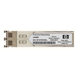 【新品/取寄品/代引不可】HP X120 1G SFP LC SX Transceiver JD118B