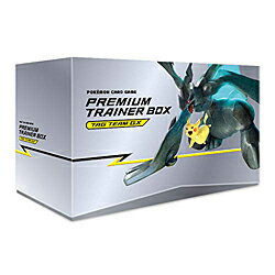 【新品/在庫あり】TCG ポケモンカードゲーム サン&ムーン プレミアムトレーナーボックス TAG TEAM GX
