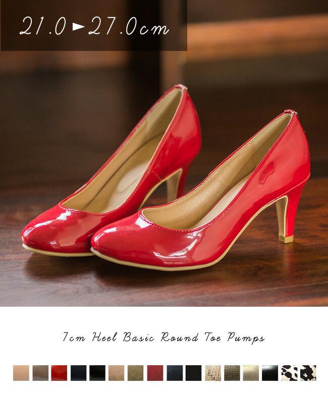 【一部予約】素材が選べる 16カラー ラウンドトゥ ハイヒール パンプス 痛くない 黒 ヒール 結婚式|レディース ラウンド オフィス パーティー エナメル スエード調 大きいサイズ 靴 フォーマル パーティ 歩きやすい お呼ばれ 秋冬