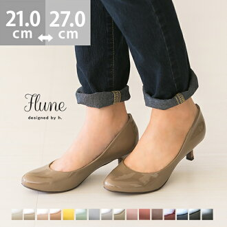 Almond enamel high heel sexy leg shoes «courier only: small painless strap size size adult pumps fluffy pumps comfortable Middle her business pink beige