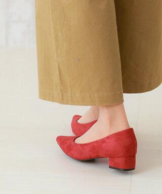 送料無料イイ女ポインテッドポインテッドトゥチャンキーヒール3cmヒールパンプスレディース痛くない太ヒール歩きやすいトレンド安定感