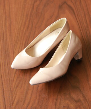 送料無料ポインテッドトゥチャンキーヒール太ヒール5cmヒール幅広パンプス痛くないレディース美脚歩きやすい走れる結婚式入学式エナメルスエード大きいサイズチャンキーポインテッドブラックベージュ黒赤白春夏靴4e