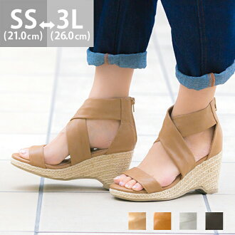 High-heeled sandals with storm jute wedge «only courier» large ladies walkable heel wedge sole Office thick bottom size spring 2016 Summer b