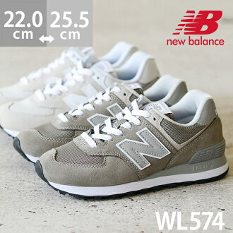 New Balance 574 new balance WL574 Lady's sneakers classical music gray white NB constant seller light weight sneakers men running shoes walking shoes jogging shoe trekking shoes 2018 new work