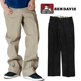 ベンデイビス BEN DAVIS オリジナル パンツボトムス 大きいサイズ メンズ 作業服 ゆったり パンツ 父の日 プレゼント