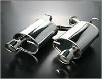 AUTOEXE Premium Tail Muffler マツダ MPV LY3P用 (MLX8Y00)【マフラー】オートエクゼ プレミアムテールマフラー【通常ポイント10倍!】