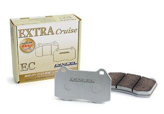 DIXCEL BRAKE PAD EC Type フロント用 マツダ スクラム 車体番号〜380000 DG63T用 (EC-371054)【ブレーキパッド】ディクセル ECタイプ