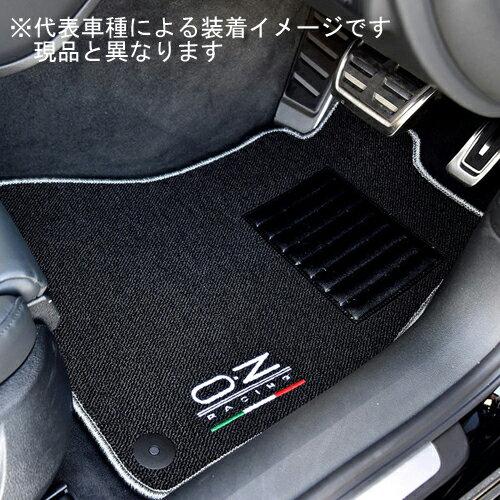 OZ RACING High Grade FLOOR MAT フィアット 500用 【インテリアパーツ】オーゼットレーシング ハイグレード フロアマット【通常ポイント10倍!】